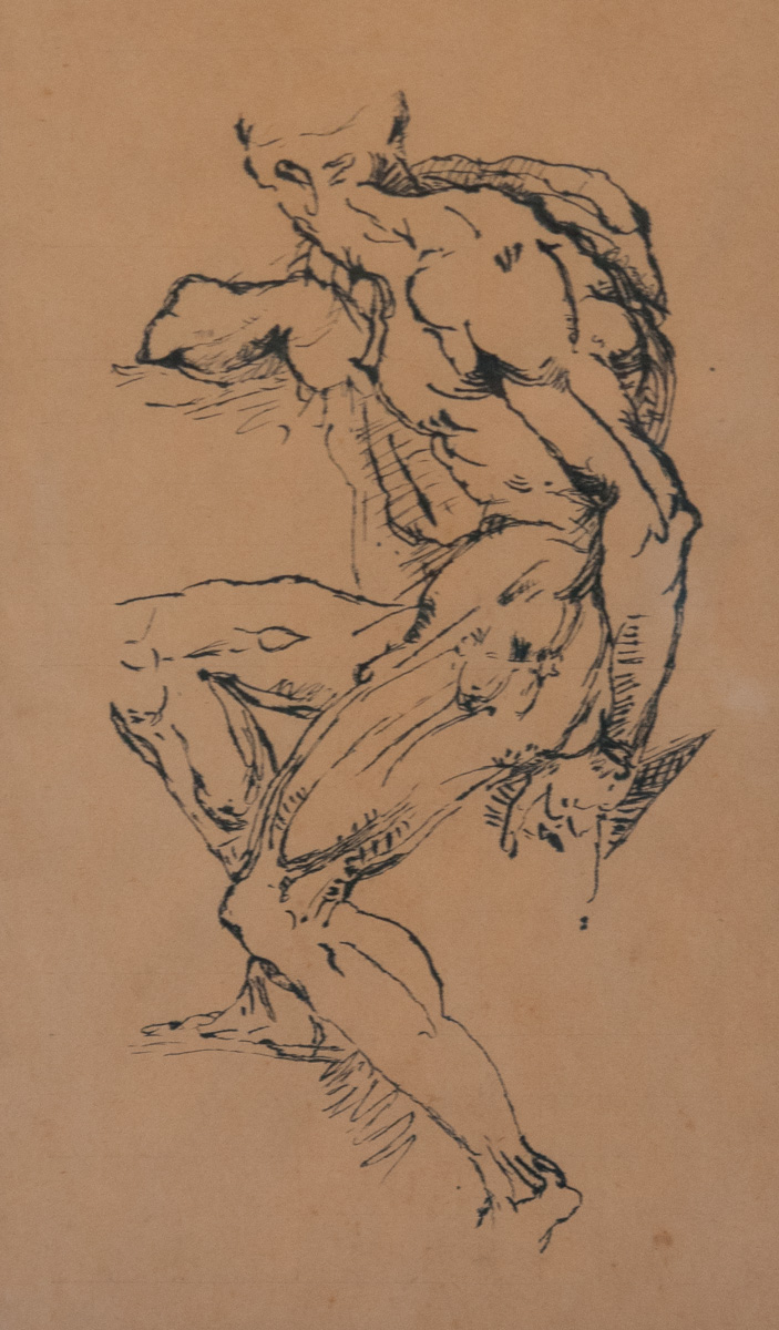 Study of Michelangelo